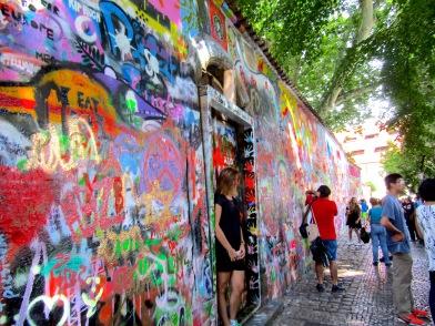 John Lennon Wall 1